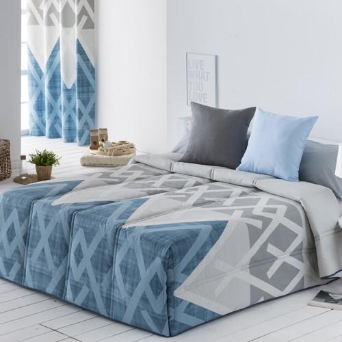 Edredón Confort Amán Azul