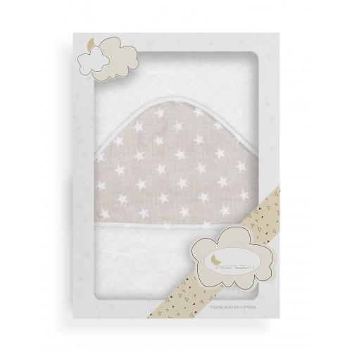 Capa de baño Estrellas Interbaby
