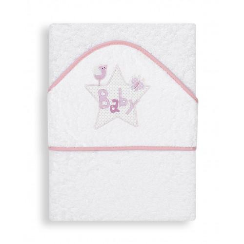 Capa de baño Baby Estrella Interbaby
