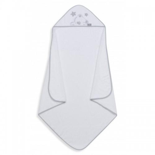 Capa de baño Viggo blanco/gris