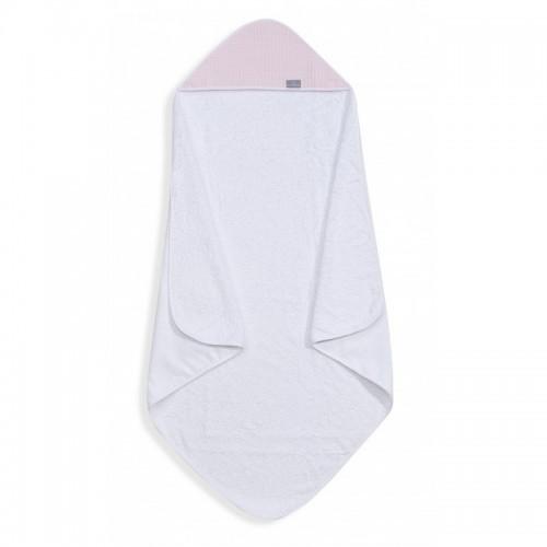 Capa de baño Astrid Blanco/Rosa