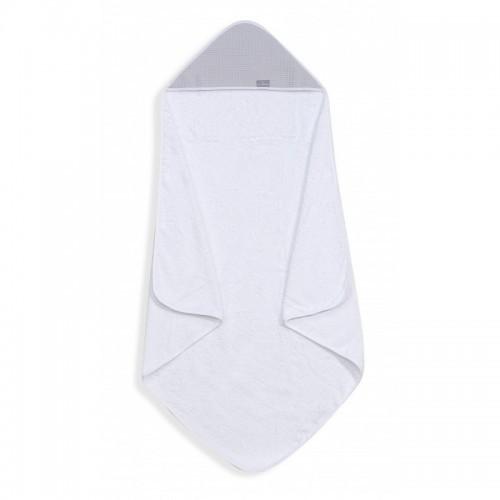 Capa de baño Astrid Blanco/Gris