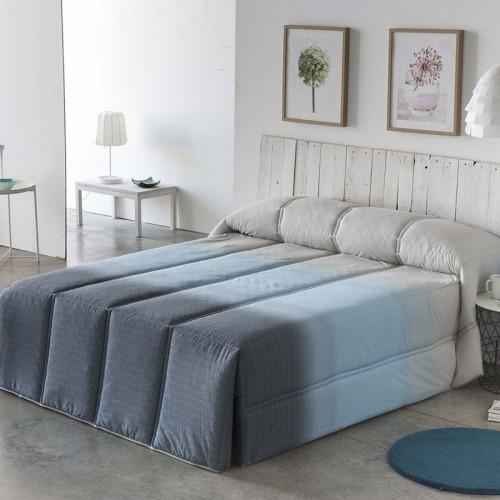Edredón confort Munich Azul